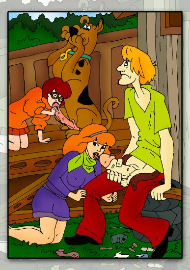 scooby and tail doo ears Metal gear solid 2 fatman