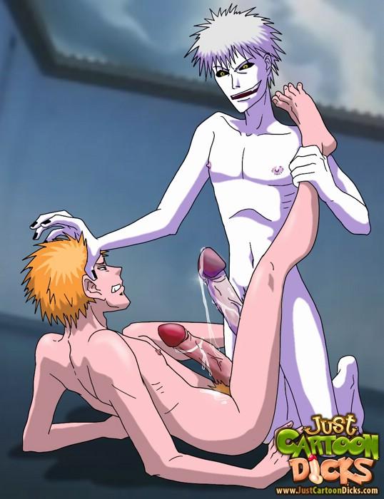 bed sao realization scene hollow Gay sex in gta 5