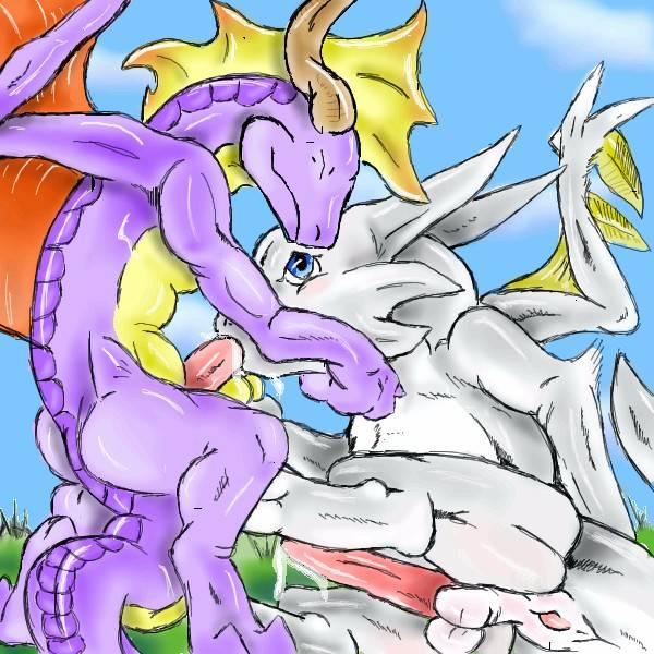 puff the magic dragon penis Teen titans e-hentai