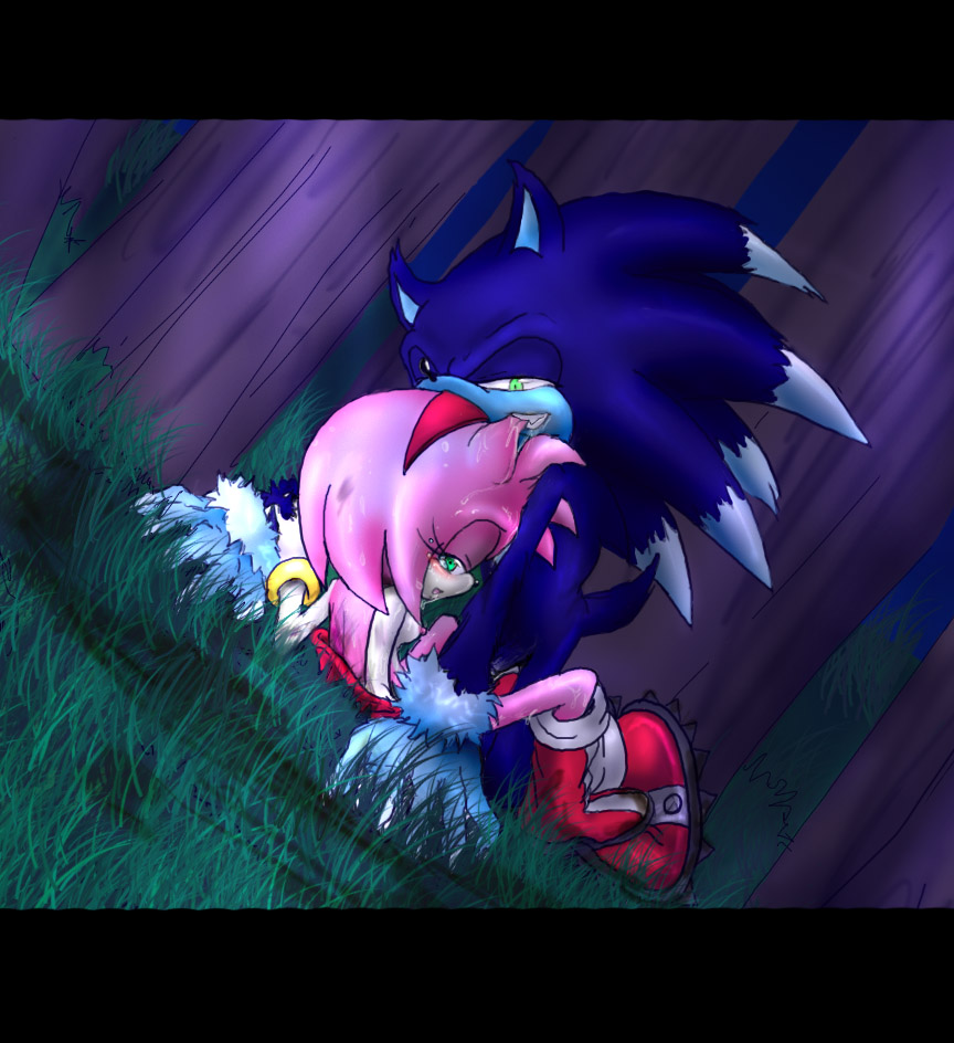pictures of and amy sonic Clash of clans porn gif