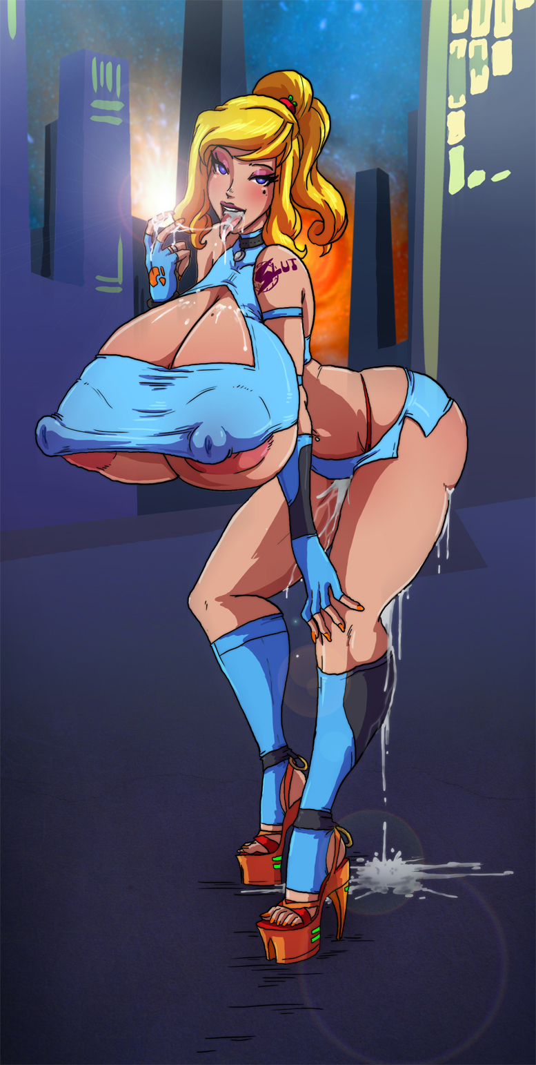 hentai samus anal suit zero Dead or alive characters girl