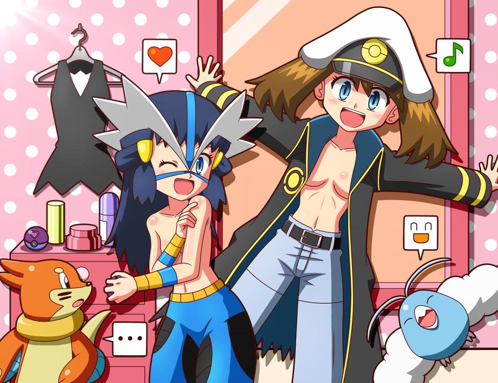 female lemon x pokemon human Sono hanabira ni kuchizuke wo: anata to koibito tsunagi