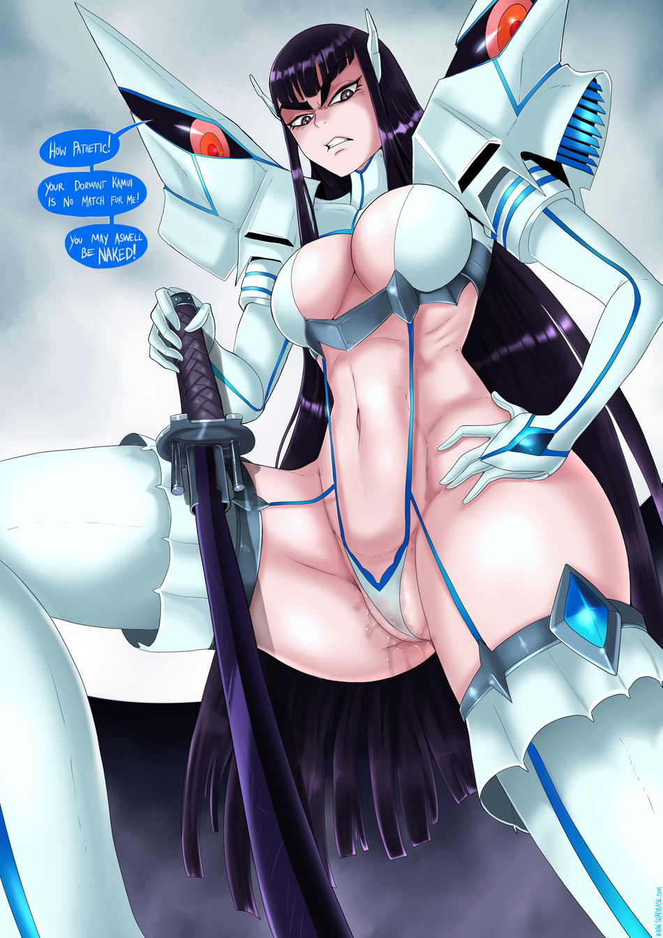 la junketsu kill ryuko kill Night shift nurses mana kazama