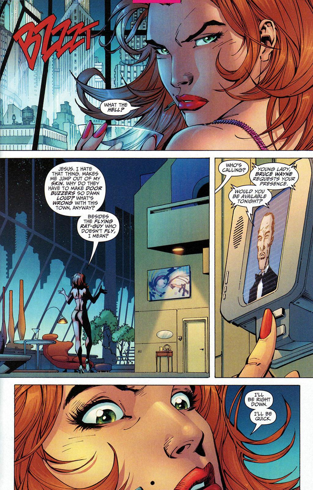 batman and sex catwoman have Blue dragon zola