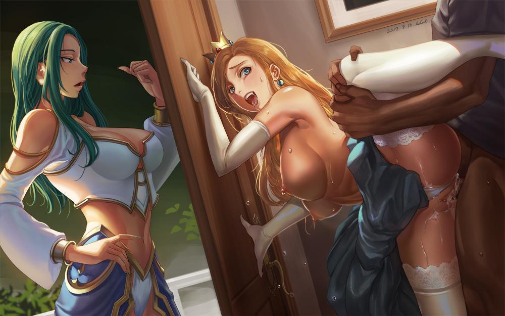 e hentai g. english World of warcraft troll female
