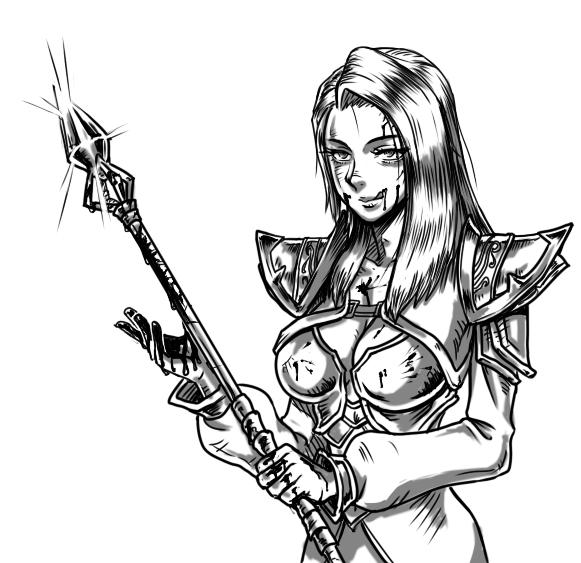 proudmoore/sylvanas jaina windrunner Little red riding hooded mercenary