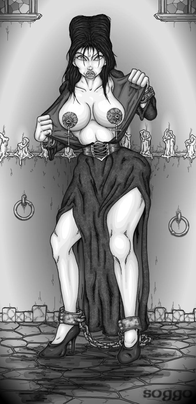 dark mistress of the tits elvira American dragon jake long transformation