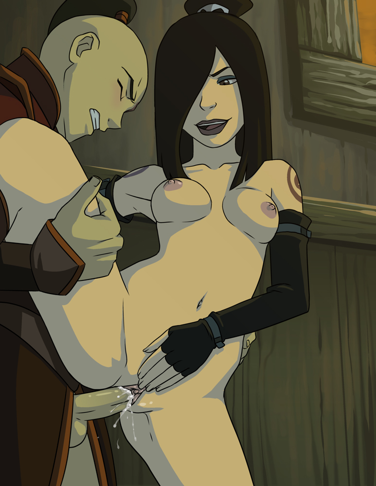airbender last june the avatar Aviva from wild kratts naked