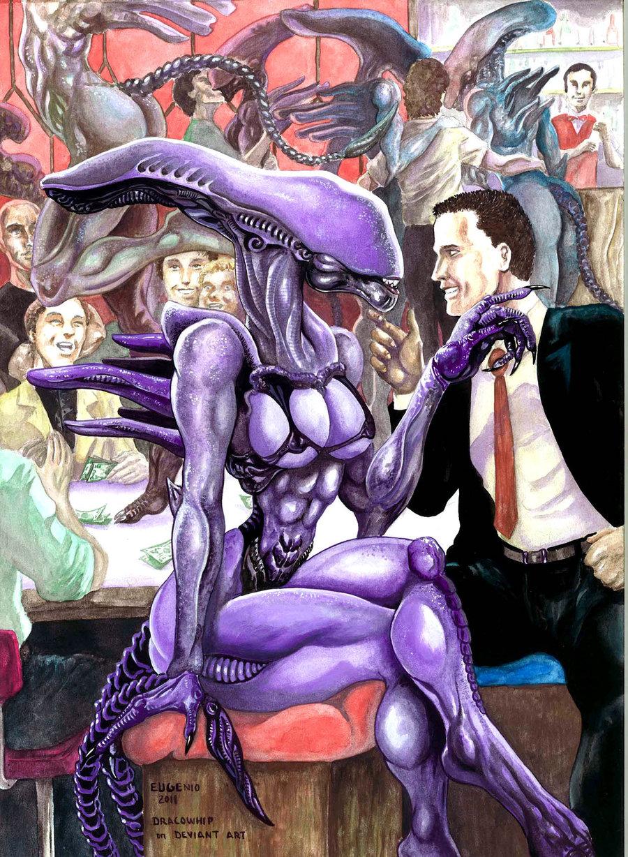 x reader male fanfiction female xenomorph Saishuu chikan densha next molester
