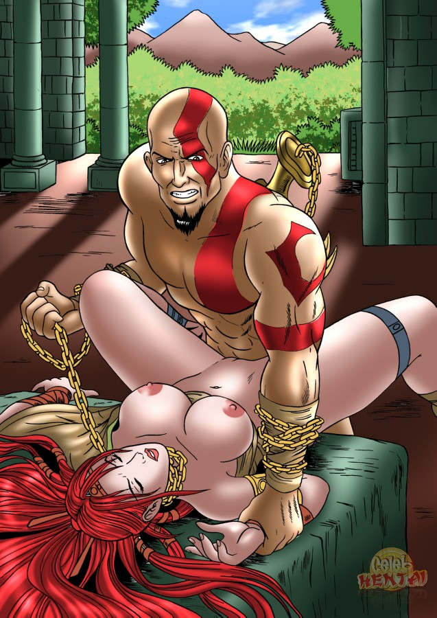 4 faye god of war D3 queen of the succubi