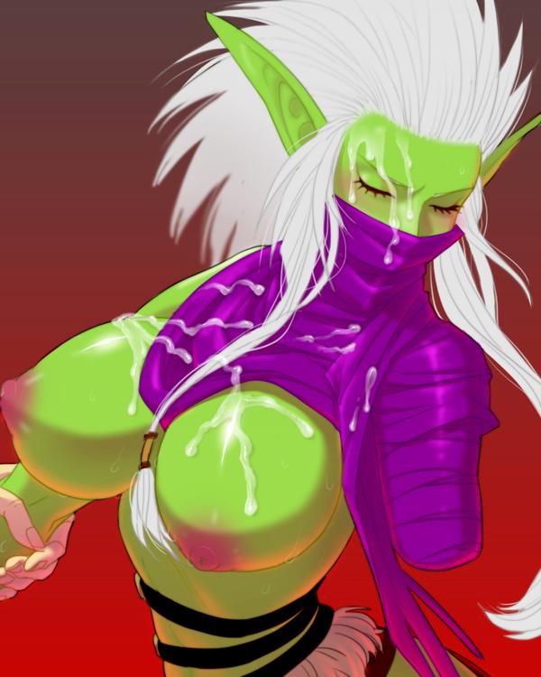 of female warcraft world troll Hanabi ikuta [c] control