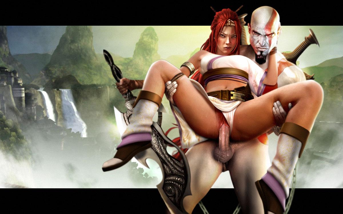 faye god of war 4 Chun li street fighter 5 nude mod