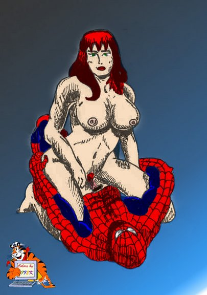 peter b parker Jessica alba bound and gagged