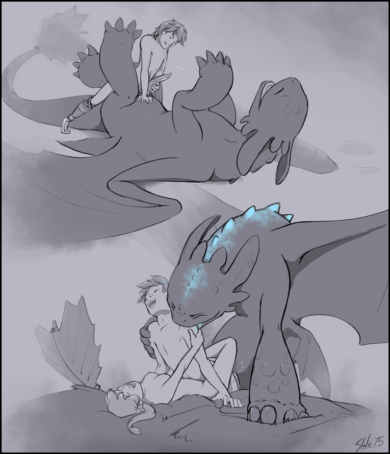 how and hiccup your to train dragon astrid porn Trials in tainted space error 1065
