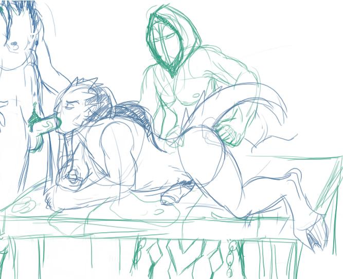 d&d male pixie Epic battle fantasy 4 panties
