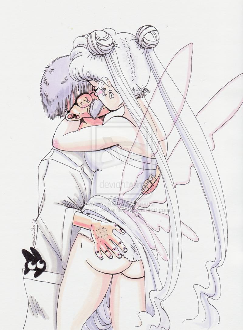 hentai sailor dragon ball moon z Is kirito a girl in ggo