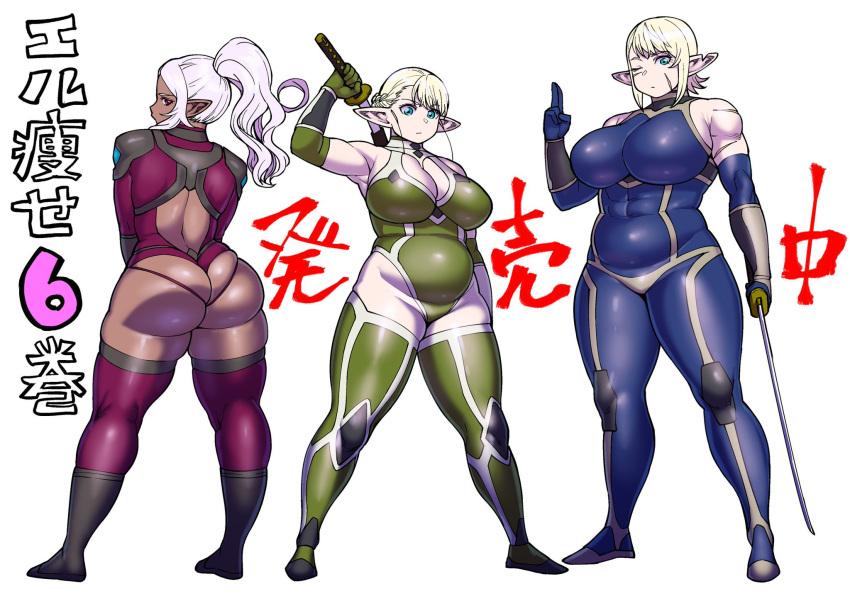 elf-san oga wa yaserarenai Dead or alive girl characters