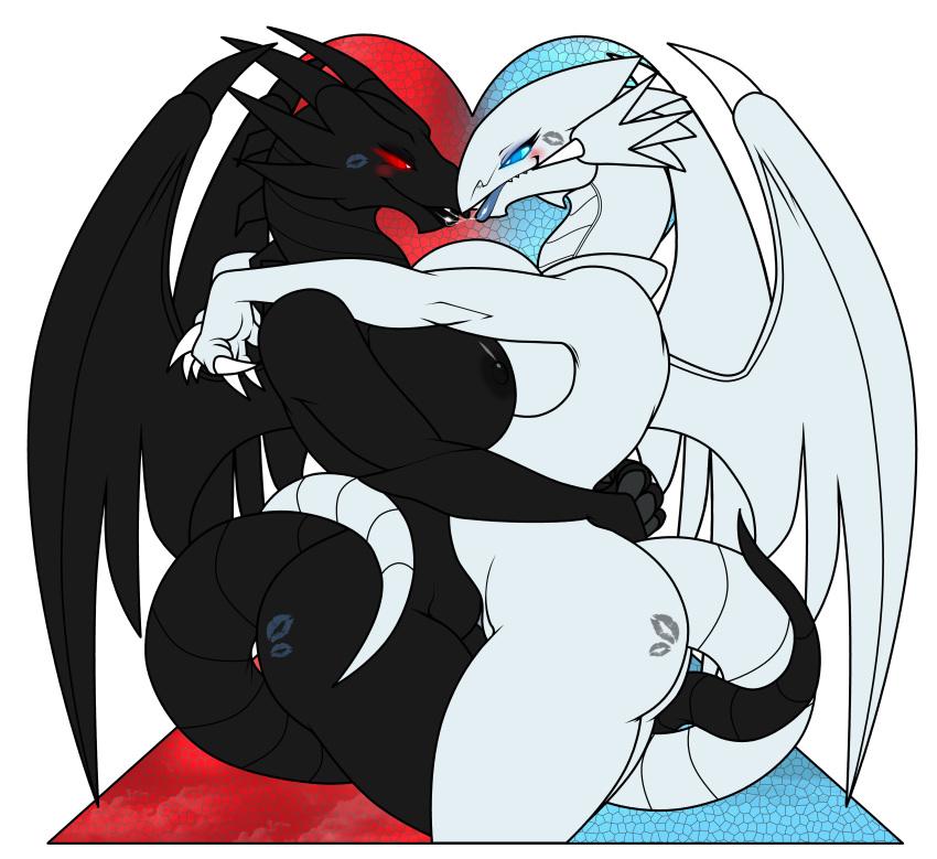 white eyes blue dragon e621 Aneki my sweet elder sister