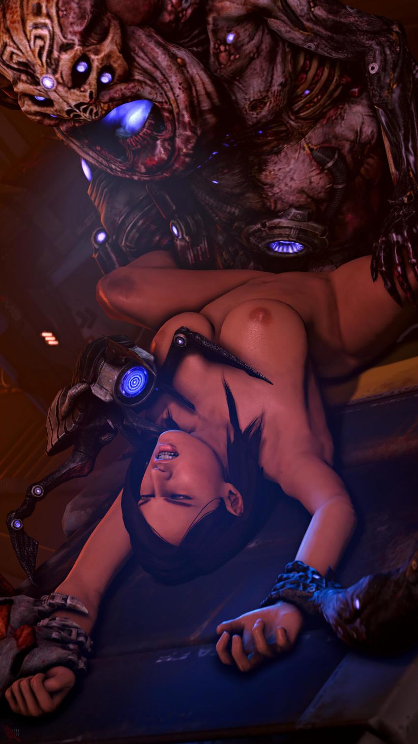 3 gabby ken mass and effect Fire emblem awakening tiki hentai