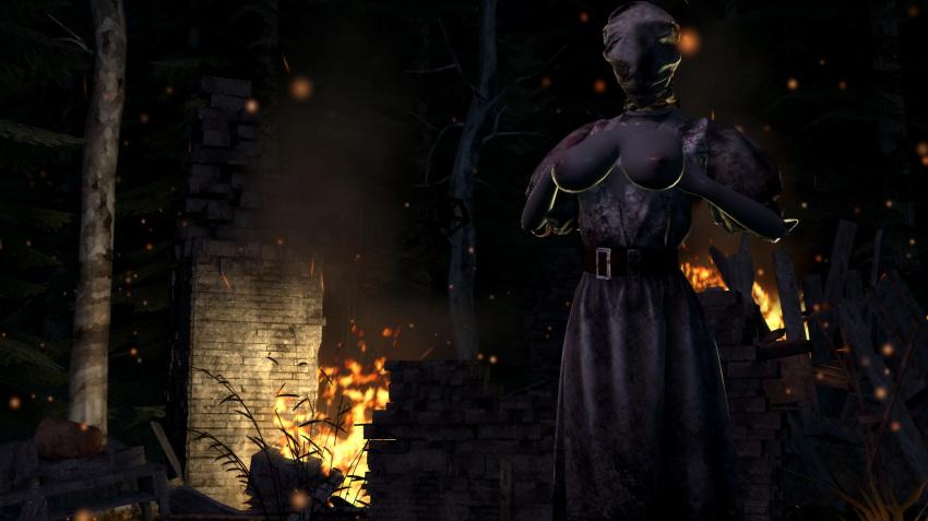 huntress by porn daylight dead Legend of zelda bird girl