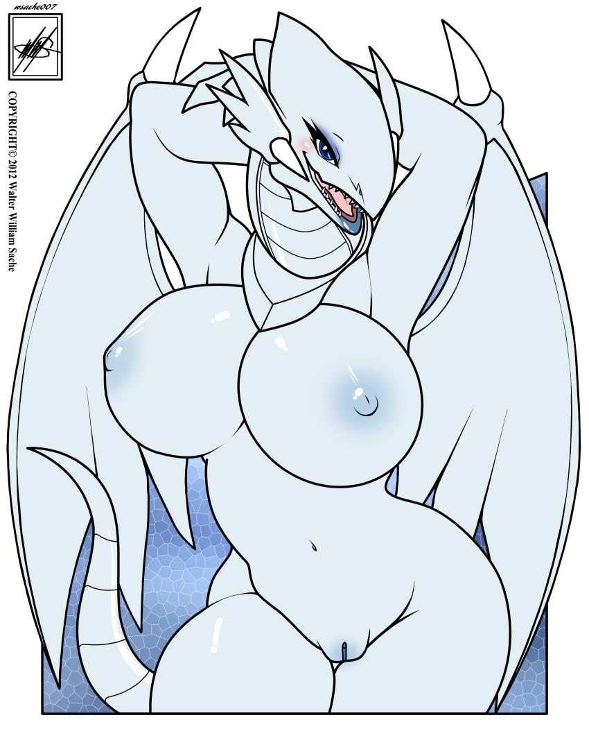 dragon blue eyes white e621 Dragon quest xi nude mod