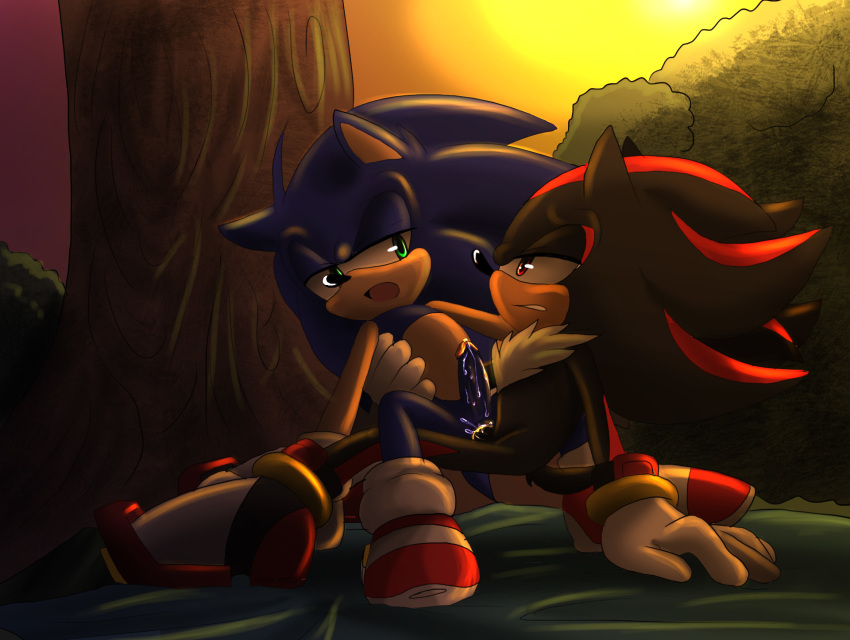 on wife pissed hedgehog my shadow the Tales of demon and gods