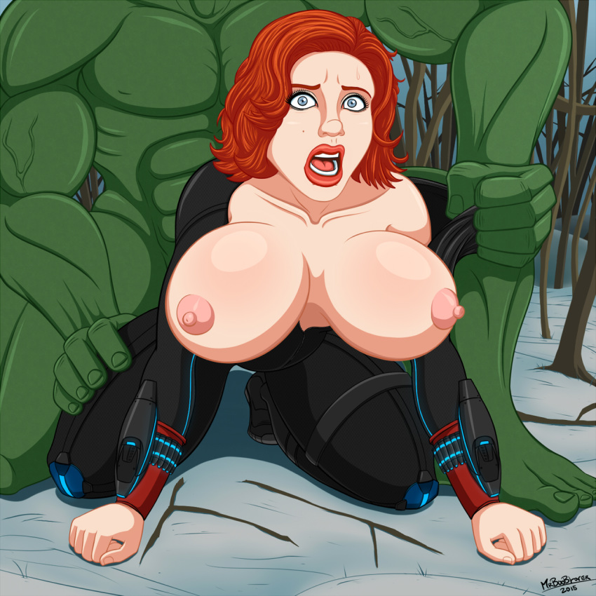 black and sex hulk widow Lilly from alpha and omega