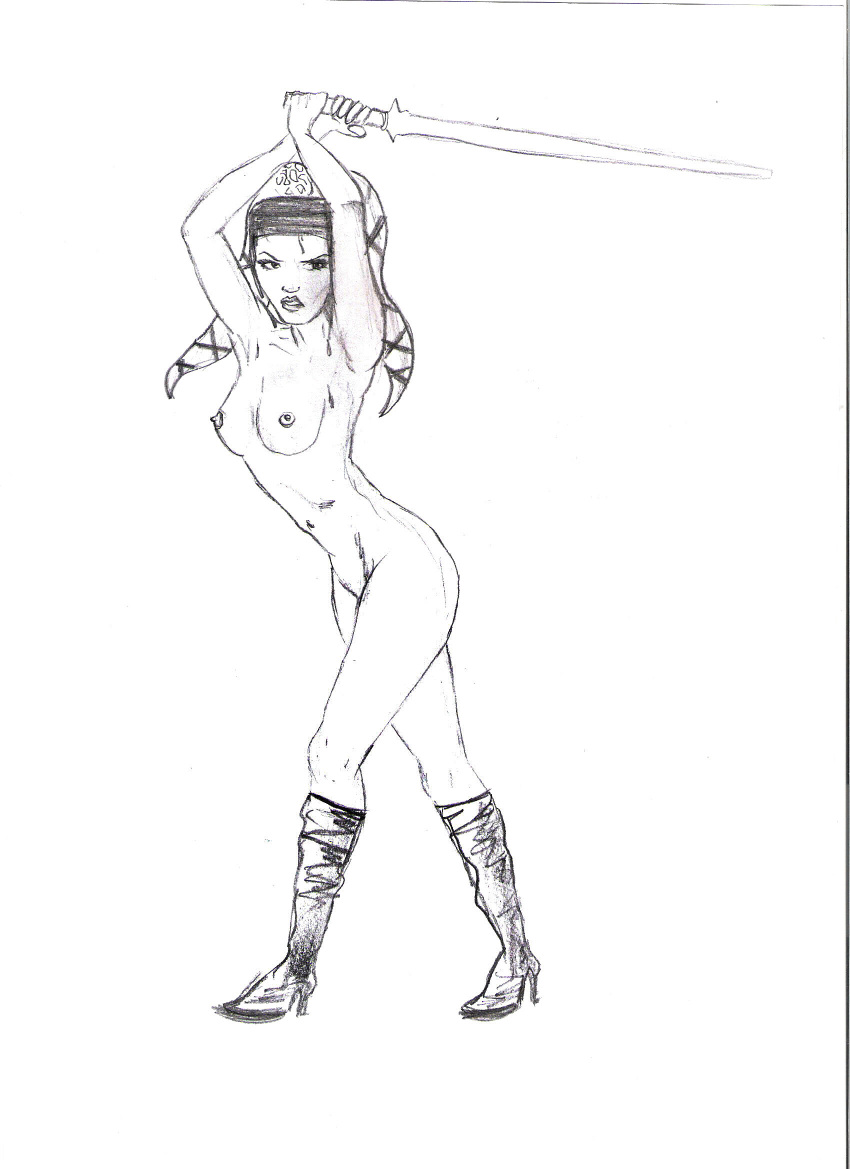 lek wars twi star nude Saito (ghost in the shell)