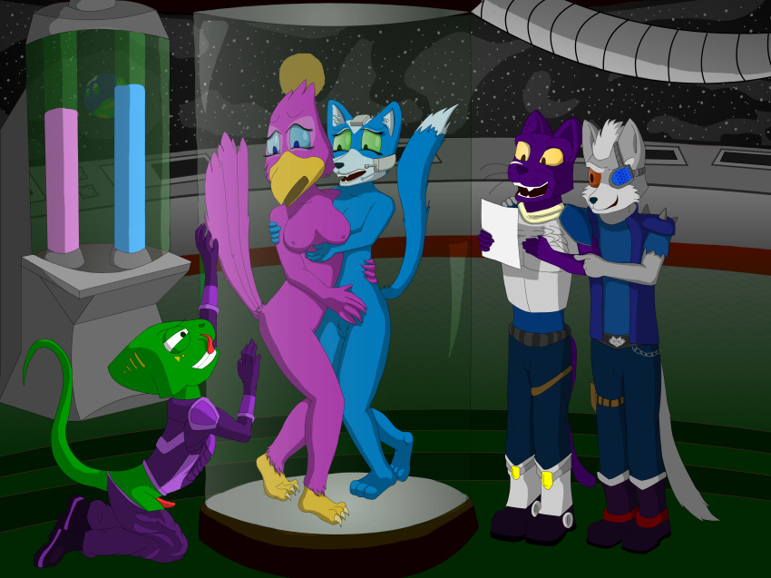 female transformation animation male to Spyro year of the dragon bianca