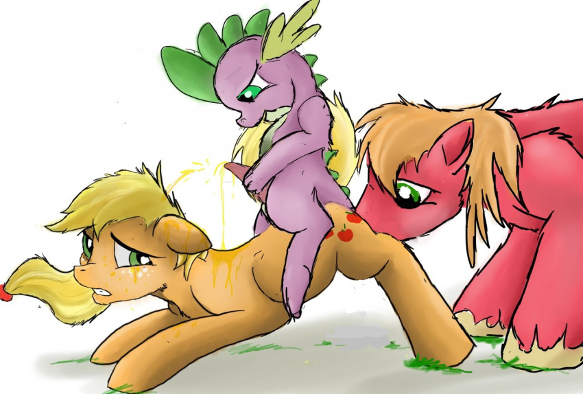 mlp and spike applejack fanfiction The grim adventures of billy and mandy hentai