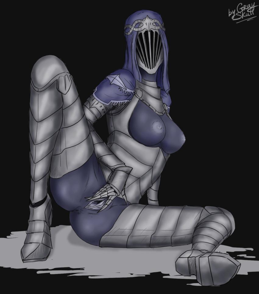 2 viewer souls dark armor Phantom hourglass bellum drawing hourglass