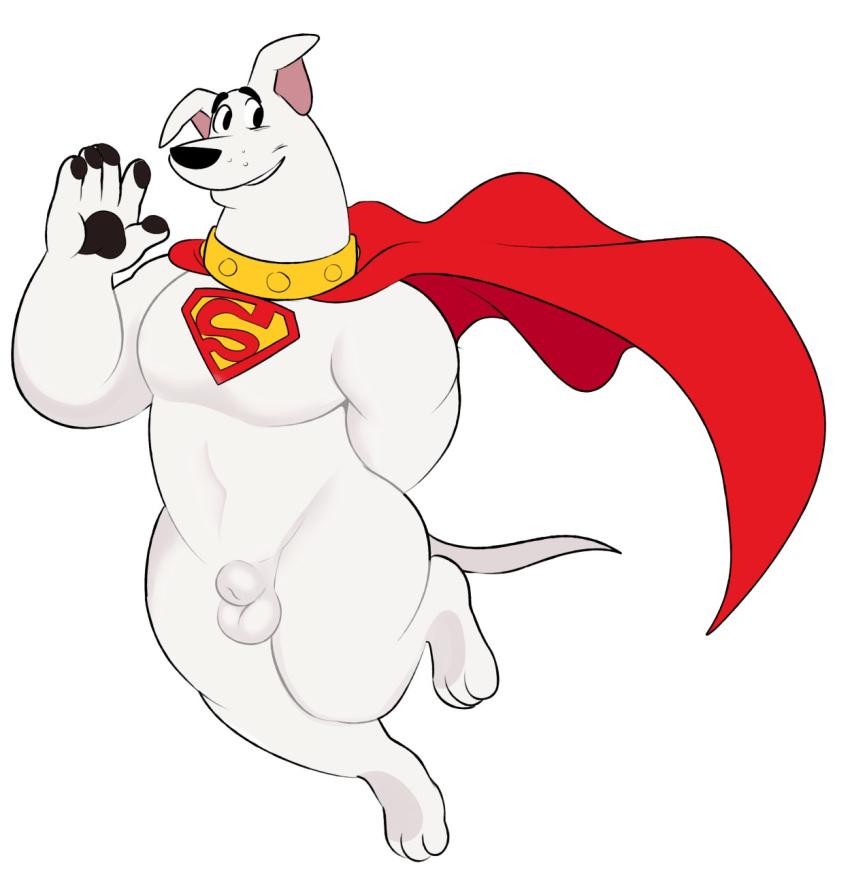 andrea and the superdog krypto kevin Kono oozora ni, tsubasa o hirogete