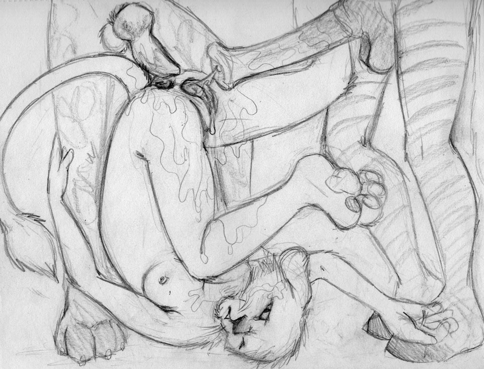 in pussy deep knot dog Mortal kombat x porn gifs