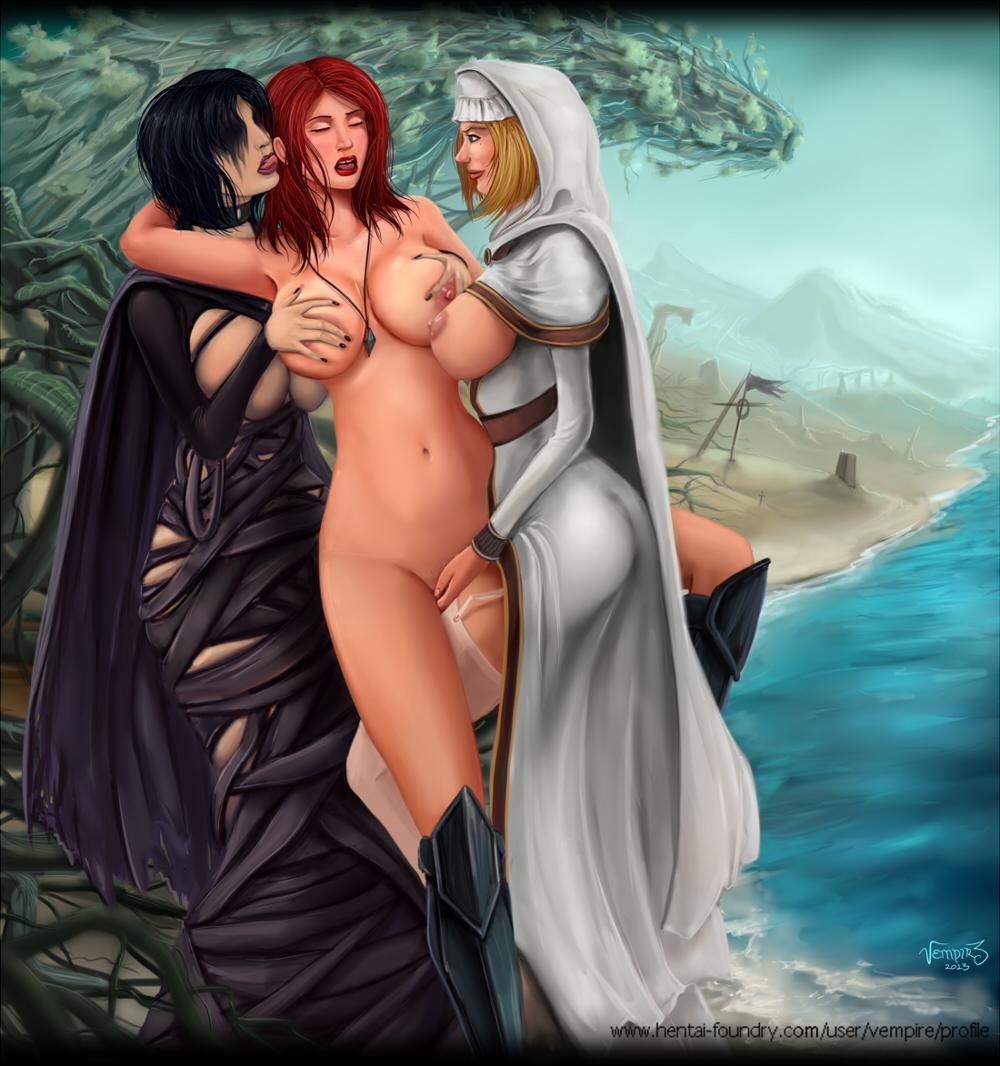 in a black canary bikini The legend of zelda mipha