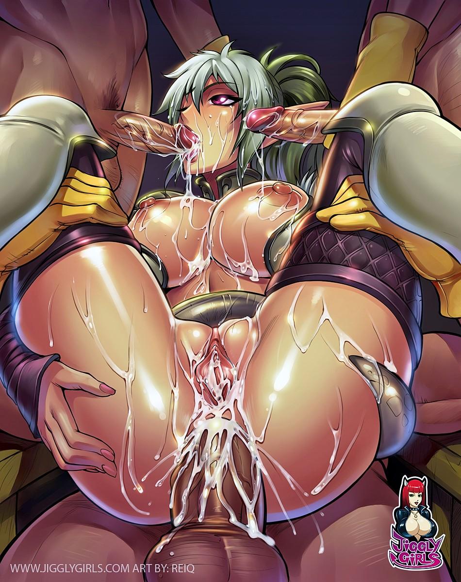 blade epic karin 7 blood Jeanne alter x saber alter