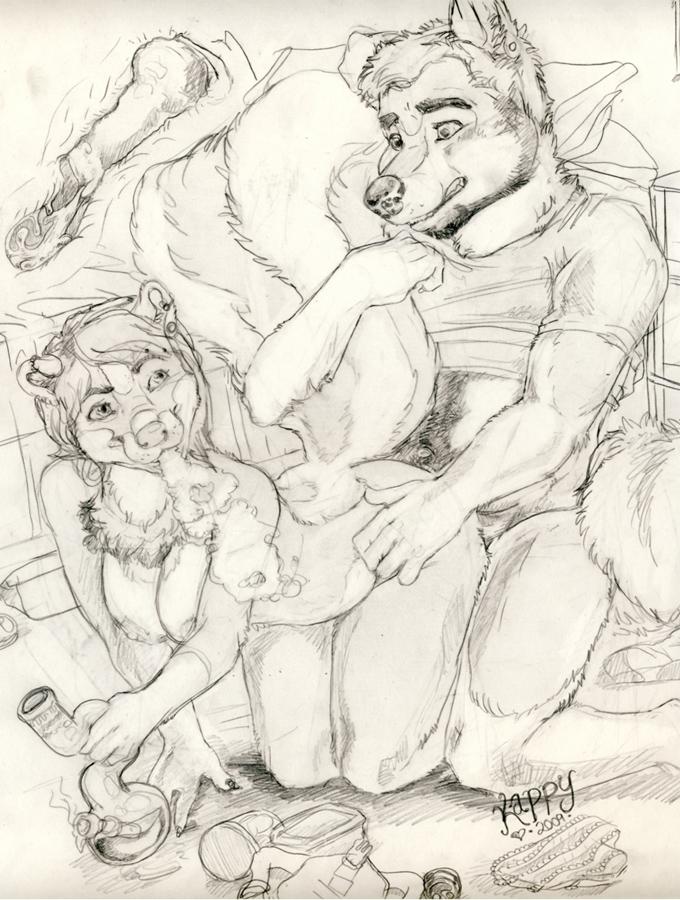 knot deep in dog pussy Talia al ghul