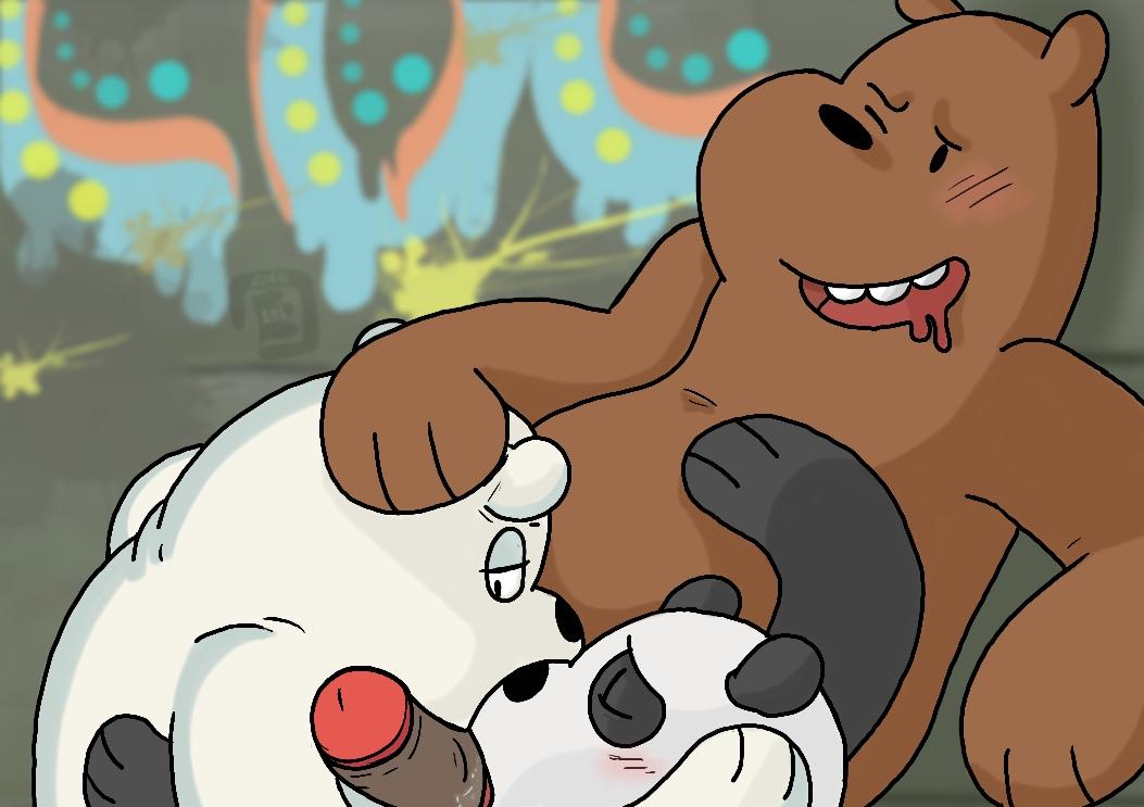 bears ranger we bare tabes Dragon ball gt pan naked