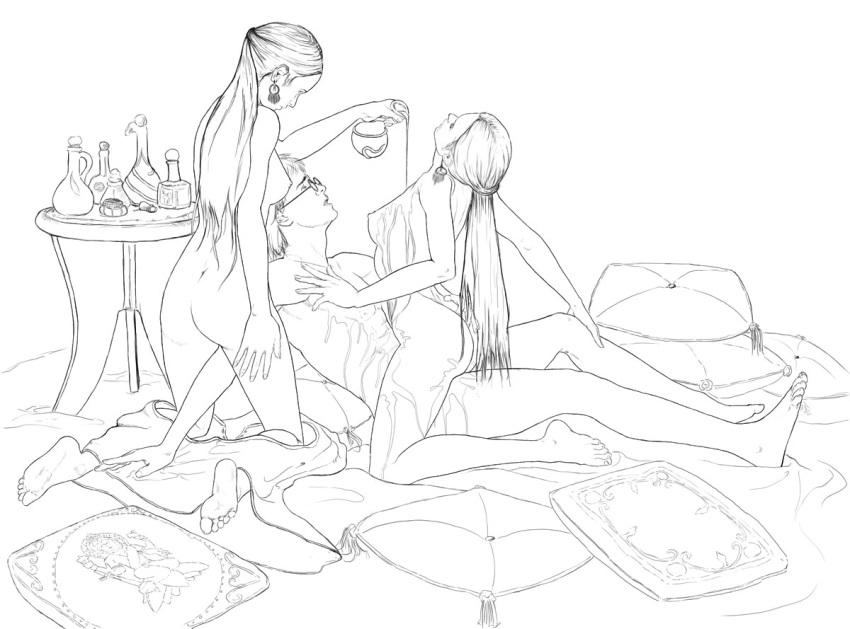 padma harry nude potter and The irregular at magic high school sex