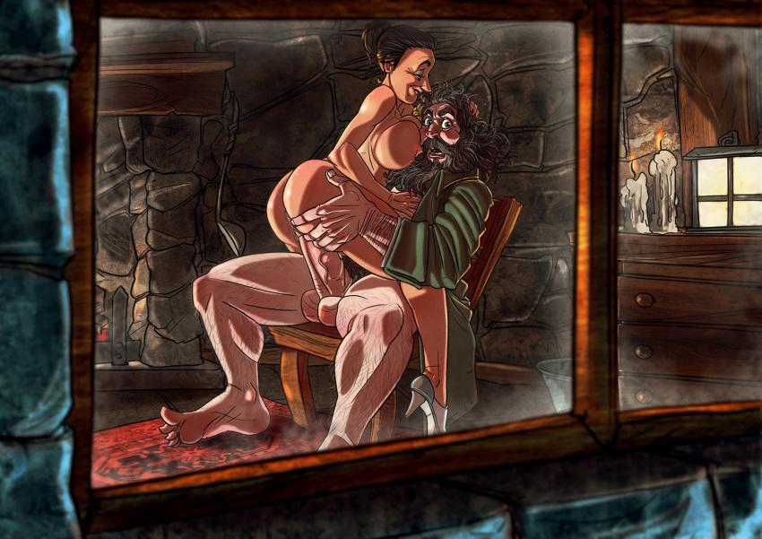padma potter and nude harry Shin megami tensei iv apocalypse nanashi